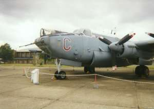 MkIII Shackleton (Duxford)